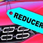 Cele mai impresionante reduceri auto